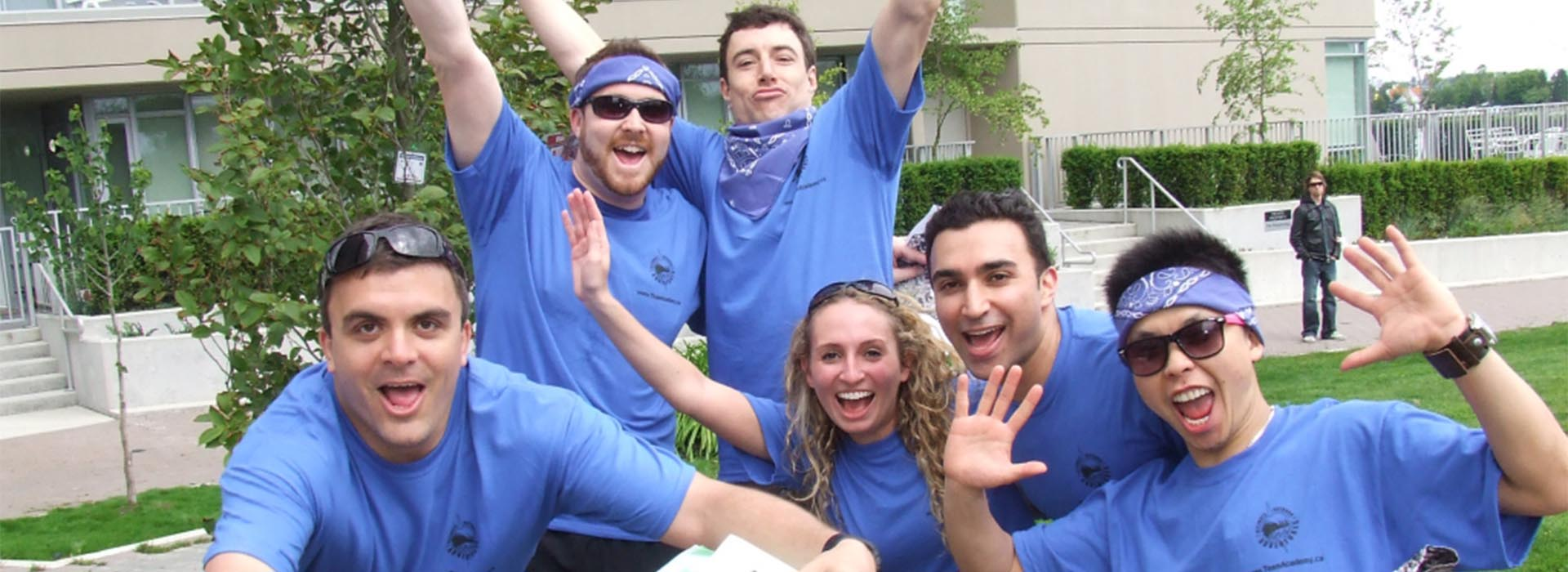 Team building Events that Inspire for success.