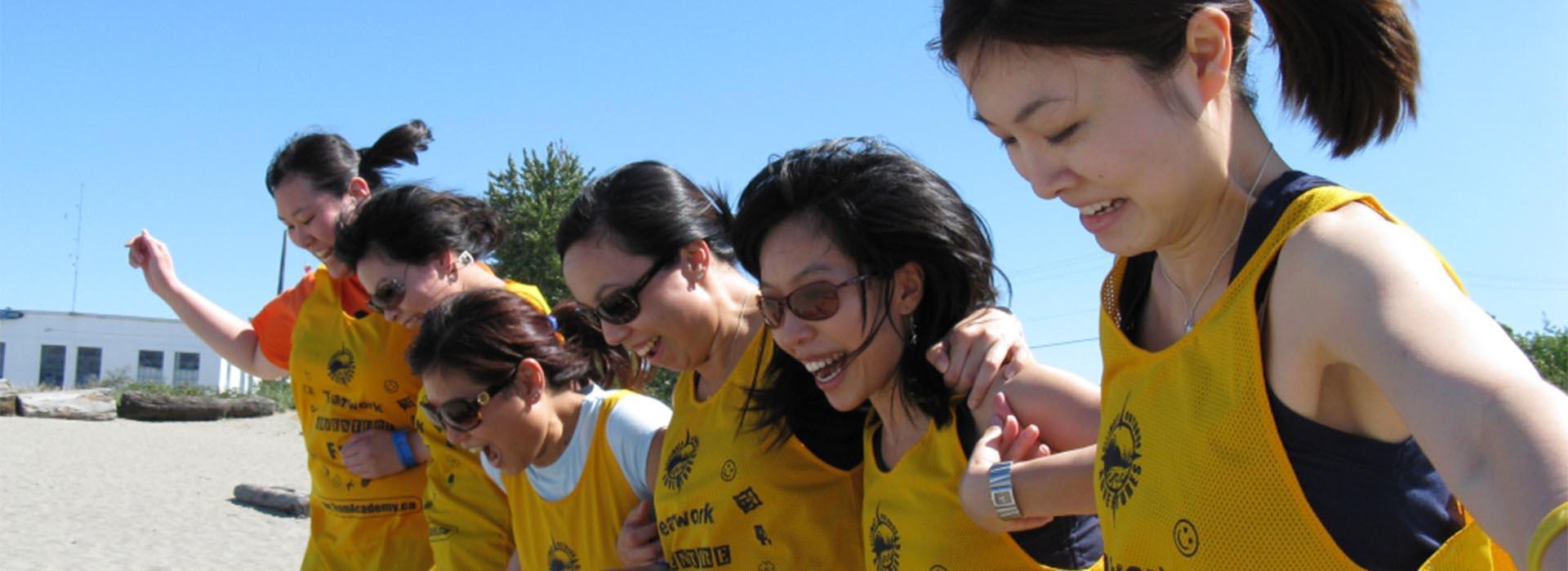 Stimulating Team Bonding and Cooperation