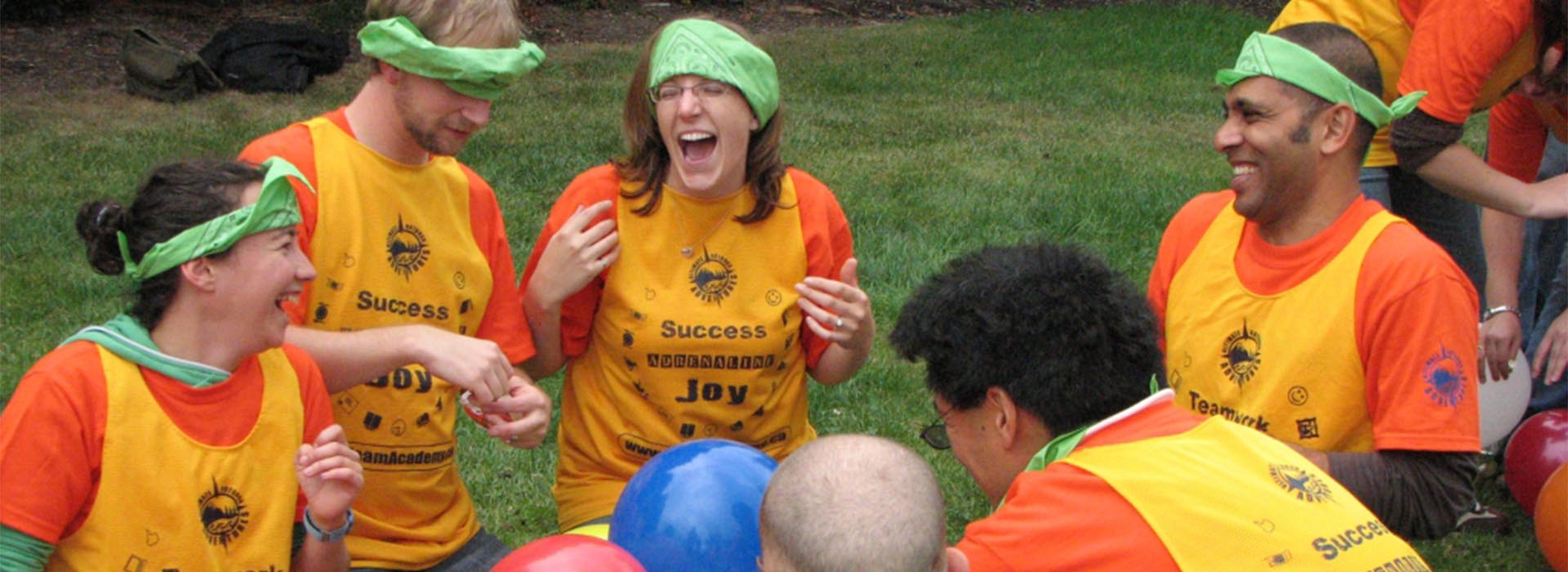 Memorable and fun moments during Team Academy events